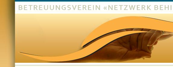Betreuungsverein «Netzwerk Behindertenhilfe e.V.» - Logo